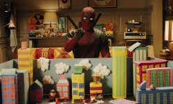 Ryan Reynolds Visited A Bunch Of Sick Youngsters Dressed As Deadpool