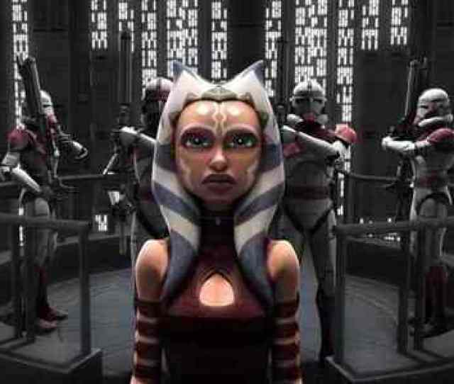 Star Wars The Clone Wars May Finally Answer A Big Ahsoka Question Cinemablend