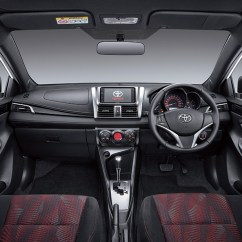 New Yaris Trd 2017 Ulasan Grand Veloz Review Toyota Interior