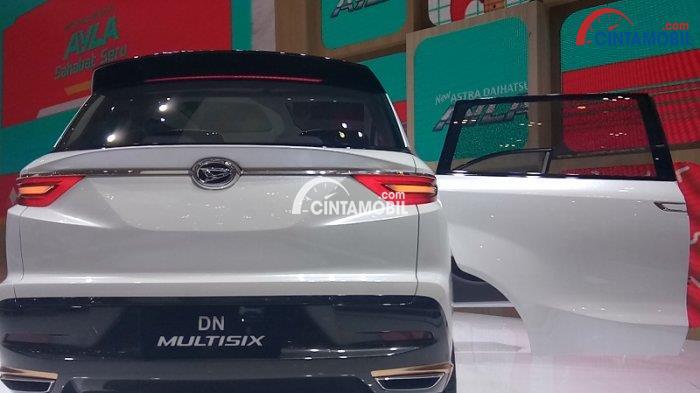 kelebihan grand new avanza 2018 brand toyota camry nigeria profil dan prediksi 2019 terbaru di indonesia mobil berwarna putih dilihat dari bagian belakang