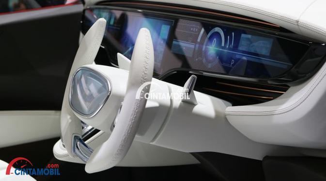 spesifikasi grand new avanza 2018 interior all camry 2016 profil dan prediksi toyota 2019 terbaru di indonesia desain setir mobil berwarna putih