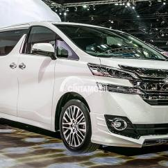 All New Vellfire 2015 Interior Agya G Manual Trd Spesifikasi Toyota