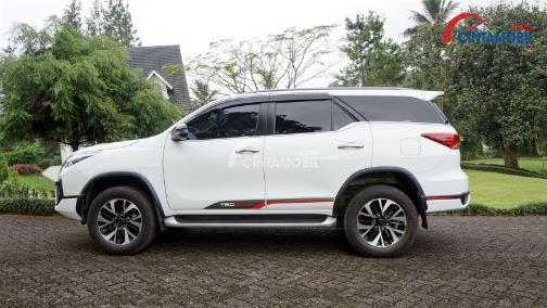 Review Toyota Fortuner Diesel TRD 2017 Varian TerSporty