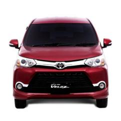 Review Toyota Grand New Veloz Velg 1.3 Avanza 2017 Bagian Depan Dengan Lubang Angin Dan Gril Yang Dibuat Terpisah