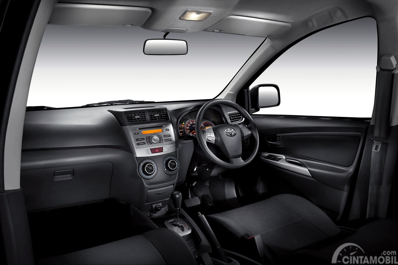 interior grand new avanza veloz 1.5 all camry 2.5 g review toyota 1 5 2011 gambar layout mobil