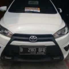Toyota Yaris Trd Bekas All New Alphard 2015 Mobil Sportivo Heykers Baru Tahun Dijual