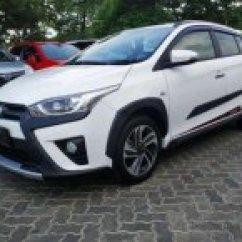 Toyota Yaris Trd Sportivo 2018 Indonesia Ukuran Wiper Grand New Avanza Veloz Harga Mobil Heykers Jual Beli Automatic 2017 Dijual