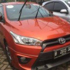 Toyota Yaris Trd 2015 Bekas Harga All New Kijang Innova 2016 Type G Mobil Sportivo Jual Beli