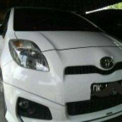 Toyota Yaris Trd 2012 Bekas Harga All New Kijang Innova 2017 Mobil Sportivo Jual Beli Putih