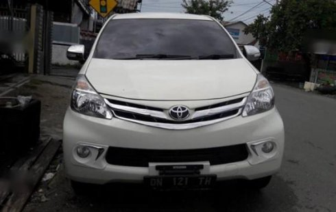 grand new avanza warna putih corolla altis price toyota all type g thn 2014 348297