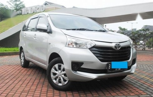 grand new avanza e mt 2018 all kijang innova review toyota 1 3 2016 2017 silver metalik dp20 pajak jan