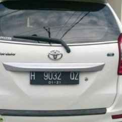 Grand New Avanza E 2015 Jual All Alphard Pemakaian 2016 Type Manual Harga Cash 575130