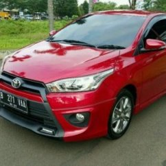 Toyota Yaris Trd Warna Merah Spesifikasi Grand New Veloz 2017 Matic Th 2016 712205