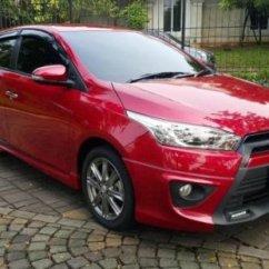 Toyota Yaris Trd Merah Brand New Camry 2018 Price S Sportivo Matic Th 2016 Km 3000 Tgn 1 810873