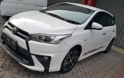 toyota yaris trd putih spesifikasi oli grand new avanza 1 5 at 2017 tdp 15jt 828984