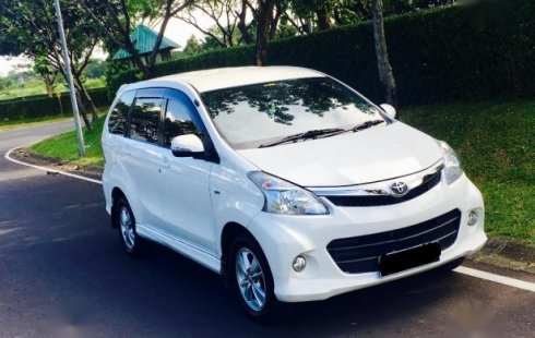 grand new avanza 2018 putih all camry v6 toyota veloz 1 5 automatic 2012 km 45rb plat l