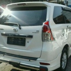 Grand New Avanza G Luxury Interior 1.3 All Trd Sportivo 2014 Manual Asli Bali Cat Orisinl
