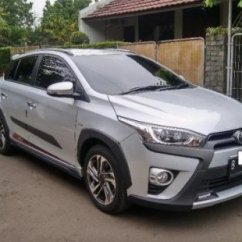 Toyota Yaris Trd Heykers Grand New Avanza Warna Grey Metallic 2016 2017 Silver Metalik 896277