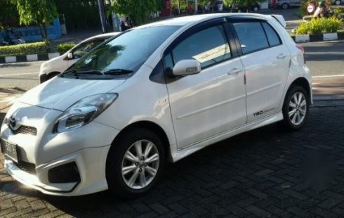 toyota yaris trd sportivo manual harga grand new veloz 1.5 2017 s 2013 istimewa 912658
