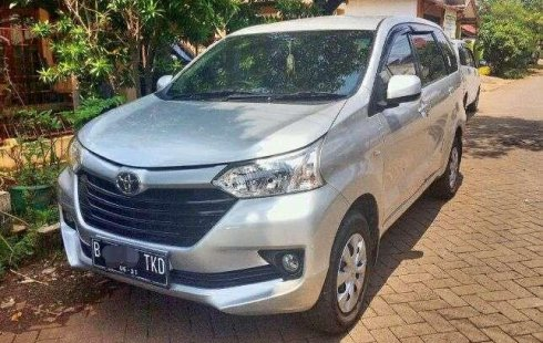 grand new avanza tipe e g basic dijual over kredit toyota type 1 3 th 2016 965584