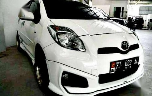 toyota yaris trd 2013 bekas jual all new 2014 manual tahun putih full variasi 1024207