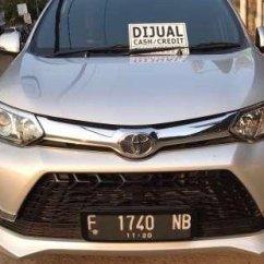 Panjang Grand New Veloz Avanza G 2018 1 5 Mt 2015 Dp Ringan Pajak 1068356