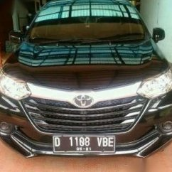 Grand New Avanza E Mt 2018 Toyota Yaris Trd 2017 Tipe 2016 Hitam Pajak Mei 1085033