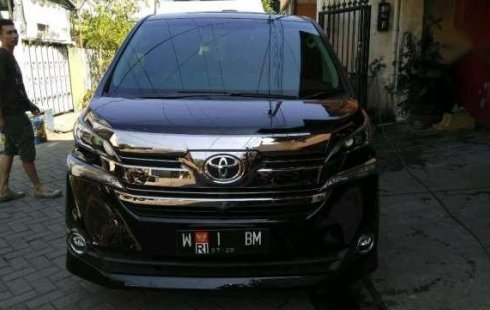 harga all new vellfire toyota yaris trd warna merah 2 4 g automatic th 2015 nego 1129034