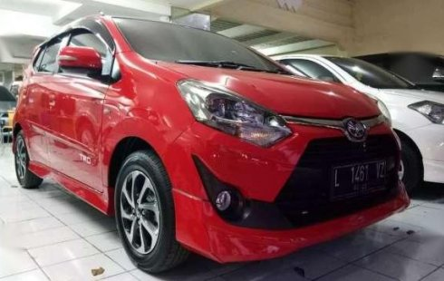 toyota new agya trd 2017 radiator grand avanza all 1 2 tipe s merah transmisi matic km 5