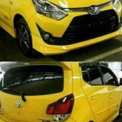 Warna New Agya Trd Harga Grand Avanza Type E 2015 1 2 M T S Kuning Limited Edition 1156466