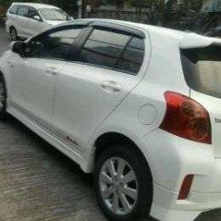 Toyota Yaris Trd 2013 Matic Harga Grand New Veloz 1.5 2017 S Putih Siap Pake 1156408