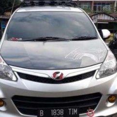Upgrade Grand New Avanza E Ke Veloz Warna Grey Metallic Toyota Full 2015 M T Sporty Bagus Jagakarsa