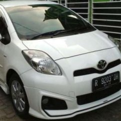 Toyota Yaris Trd Sportivo Manual All New Camry V6 2012 Plat R Asli Banyumas 1207311