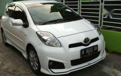 toyota yaris trd sportivo manual 2012 all new alphard 2019 plat r asli banyumas 1207311