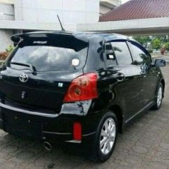 Harga Toyota Yaris Trd Matic Spesifikasi All New Alphard E 2012 Hitam Muluss 1215849