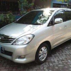 All New Toyota Kijang Innova V Luxury Alphard 2.5 X A/t Diesel 2009 Automatic 1388477