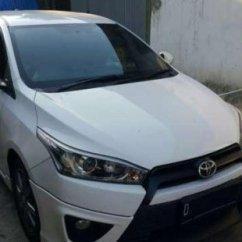 Harga All New Yaris Trd Sportivo 2014 Grand Avanza Vs Calya Jual Mobil Toyota At 1482516
