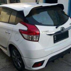 Toyota Yaris Trd 2014 Harga All New 2017 Bekas The Amazing Jual Mobil Sportivo At 1482516