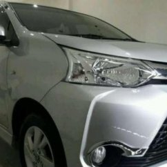 Grand New Avanza Veloz 2017 All Camry 2019 Indonesia Toyota 1 3 At Km 7 Rb Silver Plat G Seperti Baru