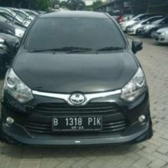 New Agya Trd Hitam All Kijang Innova Harga Toyota 1 2cc Th 2017 Matic Km 7rb 2078265