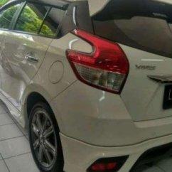 Toyota Yaris Trd 2013 Matic Grand New Avanza Type E Dan G S 2014 Warna Putih 2310766