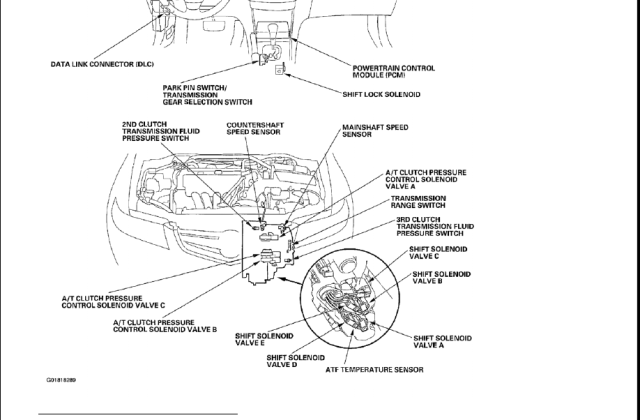 Topic For Acura Tsx Transmission : Anchor 9440 Automatic