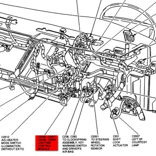 1999 Pontiac Grand Am Fuse Diagram Wiring Ford Taurus