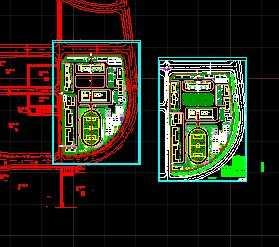 某學校總平面布置圖免費下載 - 建筑規劃圖 - 土木工程網