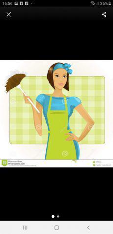 Lavoro Pulizie Cucinare Servizi Ottobre Clasf