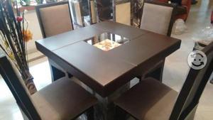 Comedor sillas nuevo minimalista  ANUNCIOS Agosto   Clasf