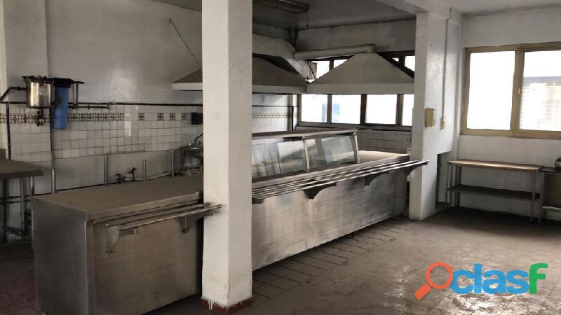 Cocina industrial acero inoxidable usada en Ecatepec De