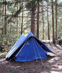 Classic cotton ridge tent walker 2 man cotton