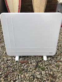 Heater debonair slimline panel wall mounted 2kw | Posot Class