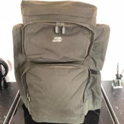 Fishing Chair Rucksack Metal Rail Ideas Nash Nomad 55 | Posot Class